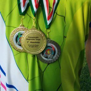 Conquistato il titolo di Campione Regionale! Grumento 9 luglio 2017